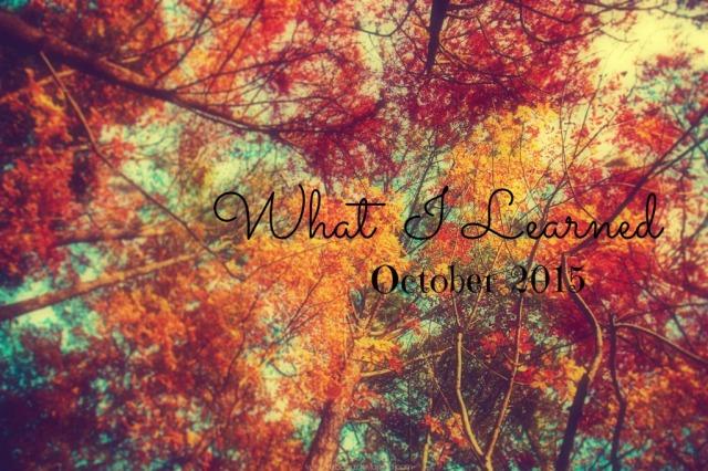 WIL Oct