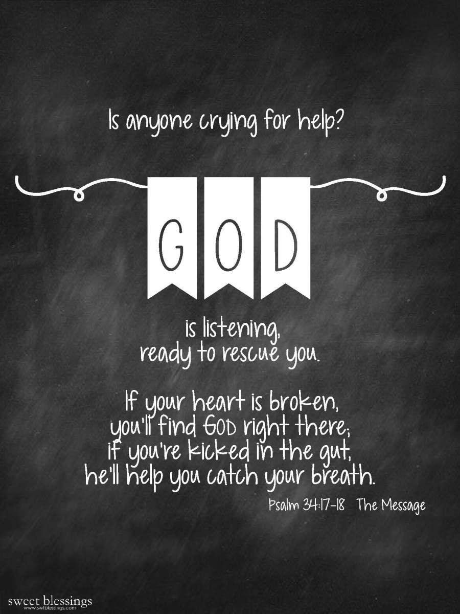 psalm 34 17 18