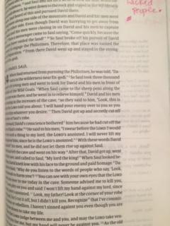 scripture side